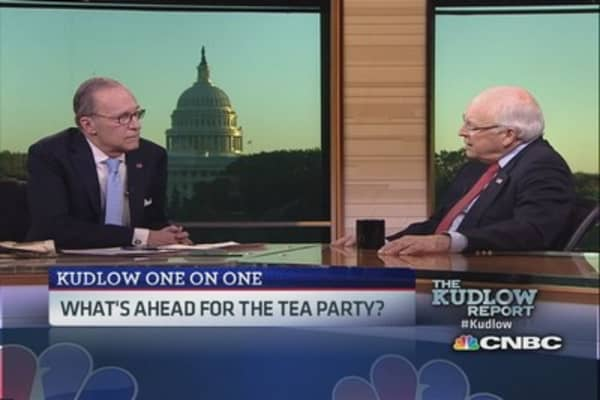 VP Cheney: Like to see Obamacare repealed