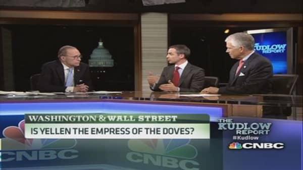 Stock will rally on Yellen testimony: Pro