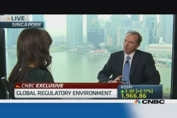 We're ready for Volcker Rule: Morgan Stanley