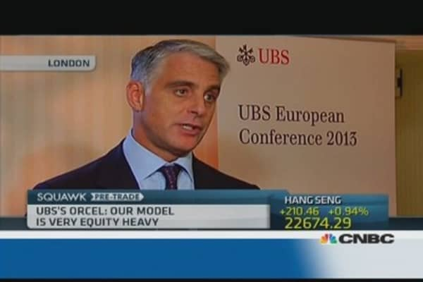 Biggest risk is regulatory environment: UBS's Orcel