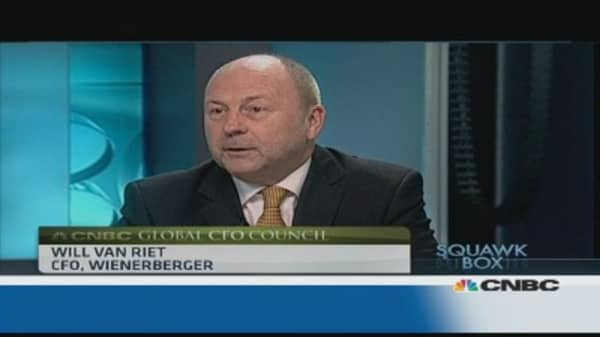 We like European exposure: Wienerberger CFO