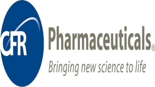 CFR Pharmaceuticals logo