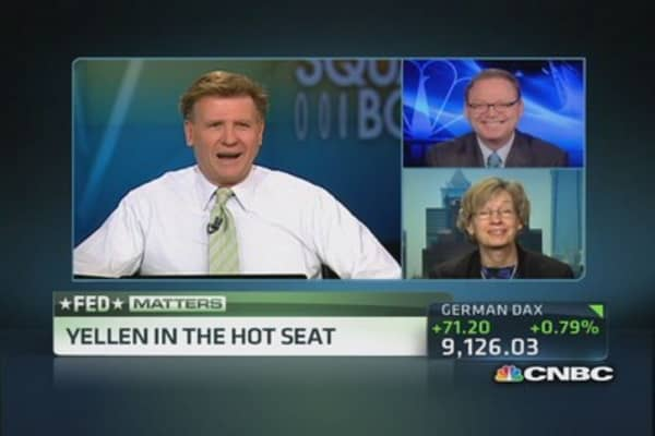 Will be easy confirmation for Yellen: Pro