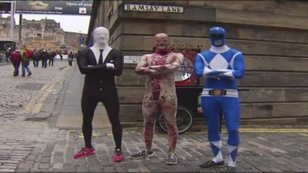 Morphsuits: Meet the Company