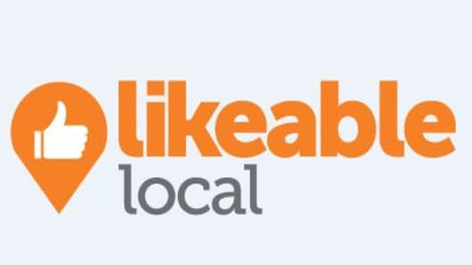 Likeable Local logo