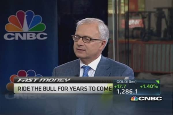 Ride the bull for another 2 years: Strategist