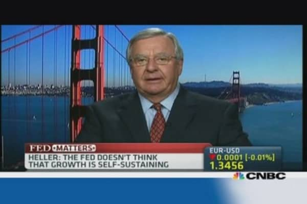 Former Fed governor: 'I would taper right now'