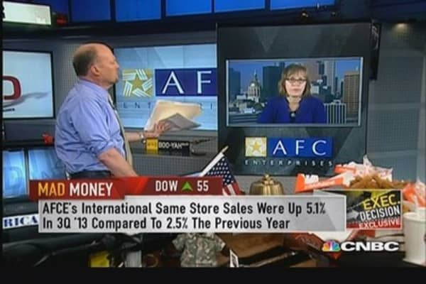 Opportunity to double size in US: AFC CEO