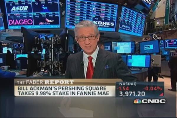 Pisani's market open: This is a powerful rally