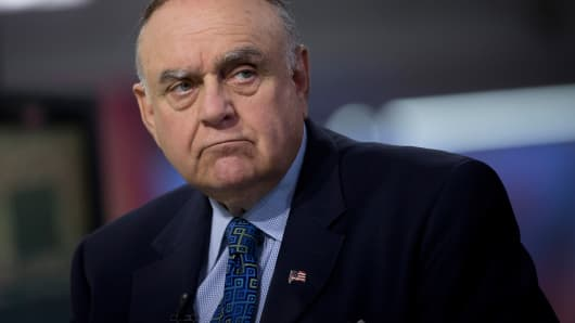 Leon Cooperman, chairman and chief executive officer of Omega Advisors LLC.