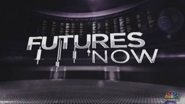 Into the Futures: Big week for the Fed