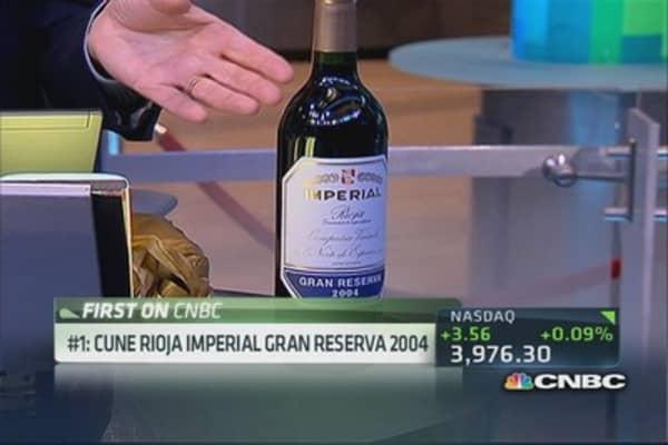 Wine Spectator's Number 1 wine of 2013