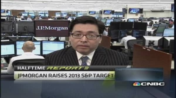 S&P to hit 1,825 this year: JPMorgan's Tom Lee