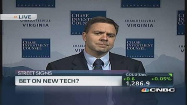 Better bet: Old tech or new tech?