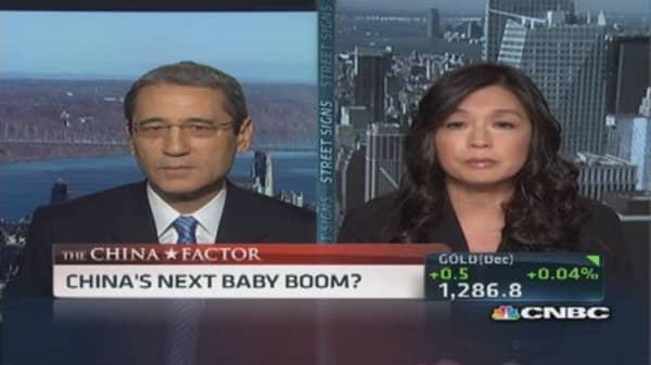 China's next baby boom?