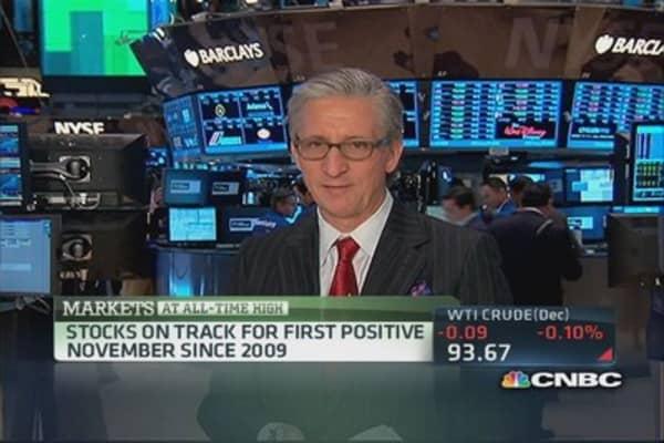Pisani's market close: Emerging markets bounce back