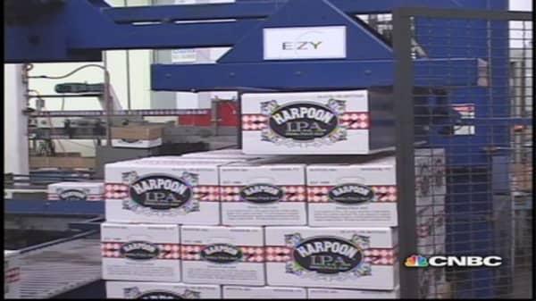 Harpoon Brewery Crafts A Seasonal Approach