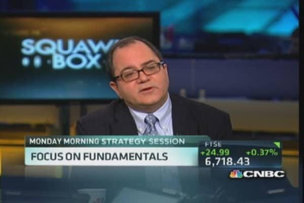 Fundamentals driving market, not QE: Pro