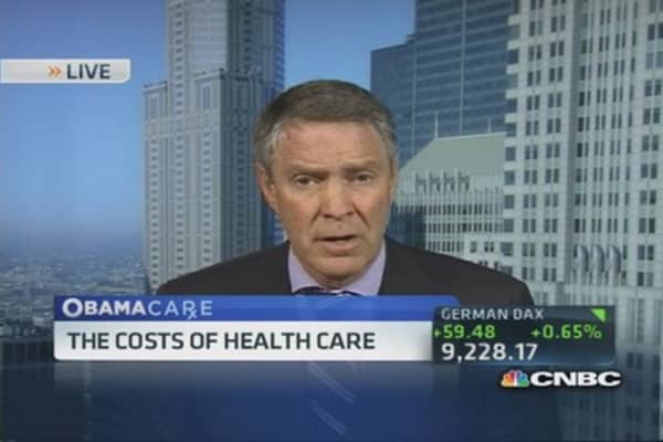 Obamacare failing; health care costs will skyrocket: Frist