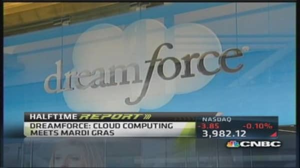 Dreamforce: Cloud computing meets Mardi Gras