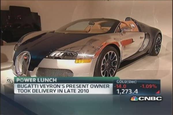 Sotheby's $50M car auction