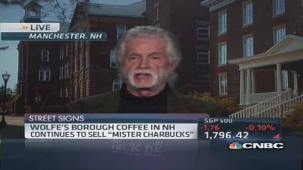 Starbucks vs. Charbucks