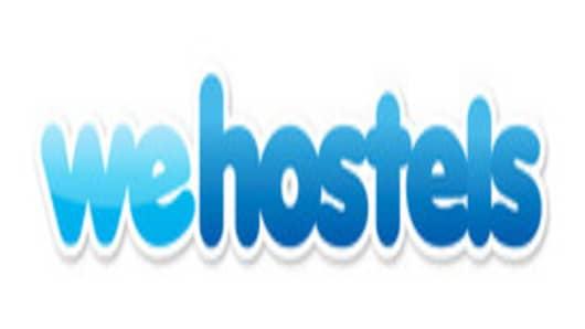 WeHostels Logo