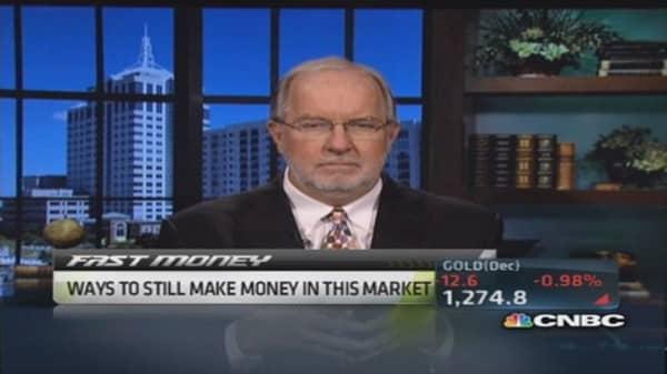 Dennis Gartman likes 'simple things': Coal, steel, copper