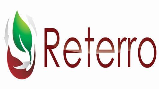 Reterro, Inc. Logo