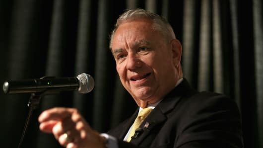 Senator Tommy Thompson, R-WI