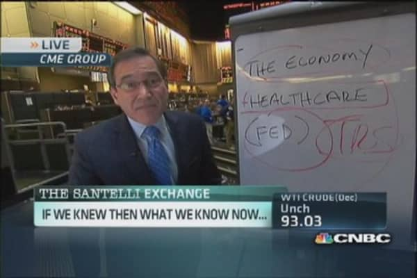 Santelli Exchange: Questions over 2012 election jobs data