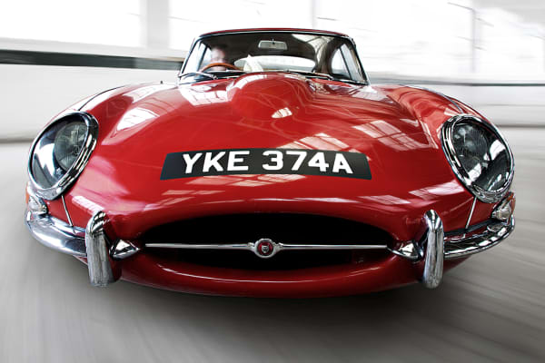 Jaguar E-type Heritage Coupe