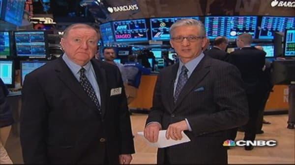 Cashin says: 10-year yield slowing creeping up
