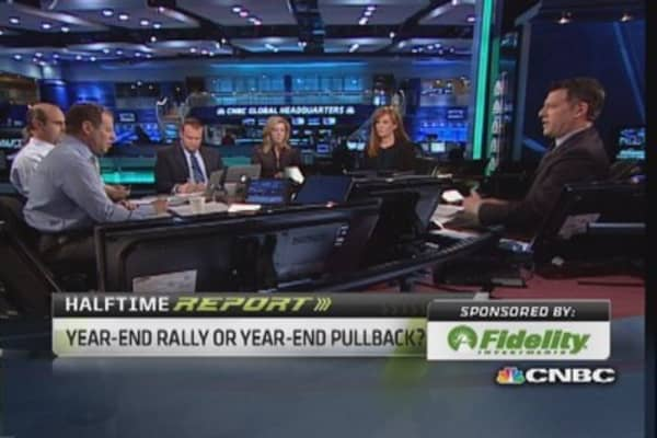 Market goes a lot higher, into next year: Trader