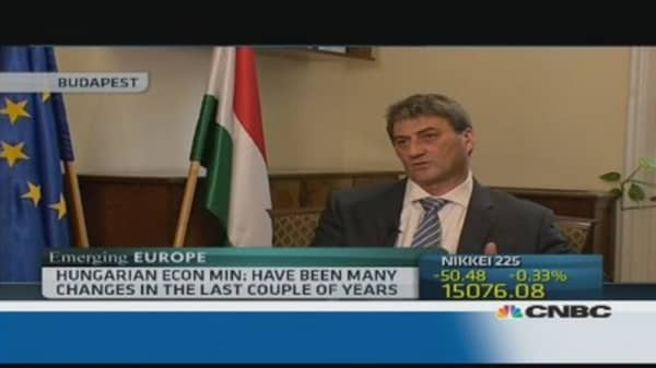 Hungary's tension with Brussels due to conflicting vision of EU: Econ Min