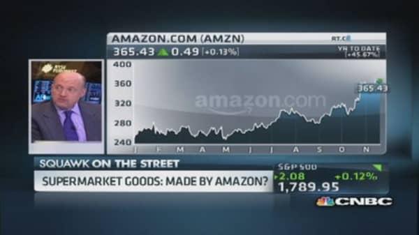 Cramer: People revere Amazon