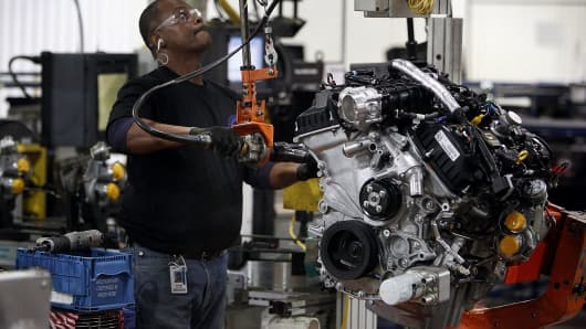 Ford Motor Co. said it will invest $200 million to make four-cylinder engines at the Ford Motor Co. Cleveland Engine Plant in Brook Park, Ohio.