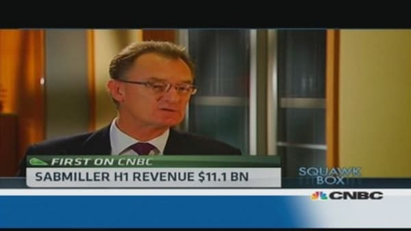 Emerging markets have been 'good for us': SABMiller CEO
