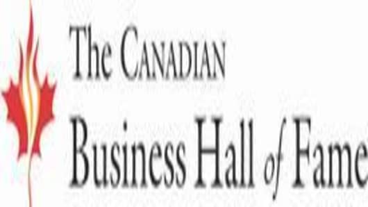 Canadian Business Hall of Fame logo
