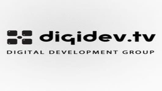 The Digital Development Group logo