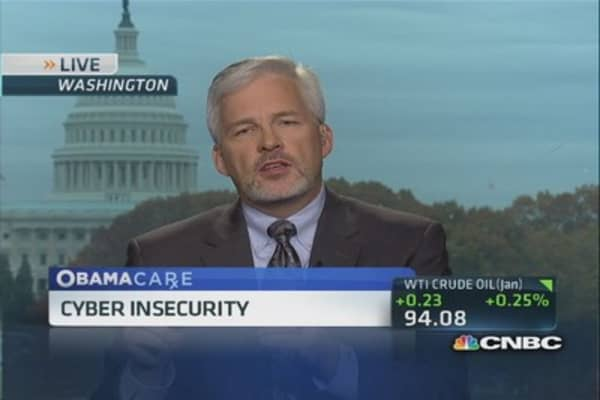 Cybersecurity expert: Healthcare.gov primed to have a major breach