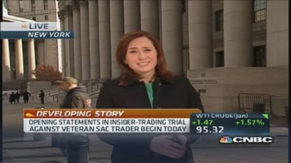 SAC trial: Evidence phase of US vs. Steinberg underway