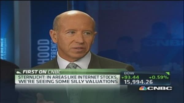 Fix middle class to fix economy: Starwood CEO