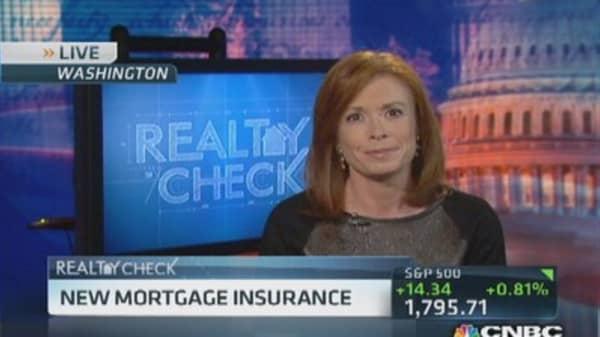 'Underwater' homeowner insurance