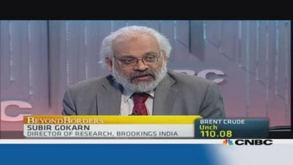 Subir Gokarn on India's ability to bite the reform bullet
