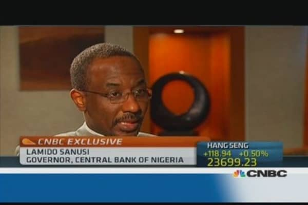 Nigeria will be impacted by Fed policy change: Central bank
