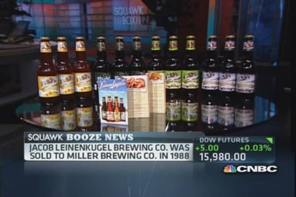 Booze news: Seasonal beer