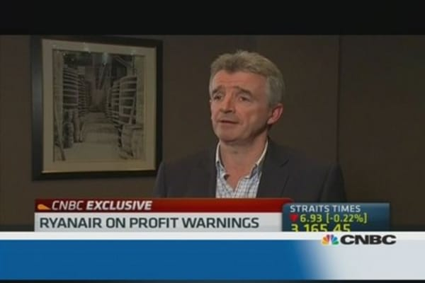Ryanair is 'friendly and cuddly': O'Leary