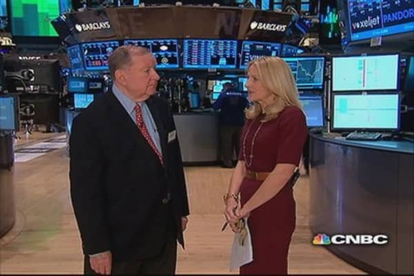 Cashin says: Eyeing the 10-year next week