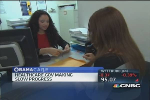 Is Healthcare.gov getting better?